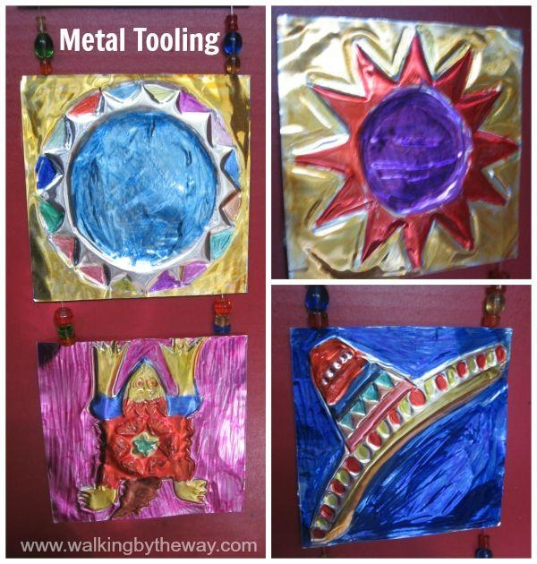 Geography Fair Prep For Mexico – Walkingthe Way Regarding Mexican Metal Art (View 17 of 20)