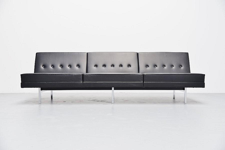 George Nelson Modular Sofa Herman Miller 1963 | Mass Modern Design With Regard To George Nelson Sofas (Image 6 of 20)