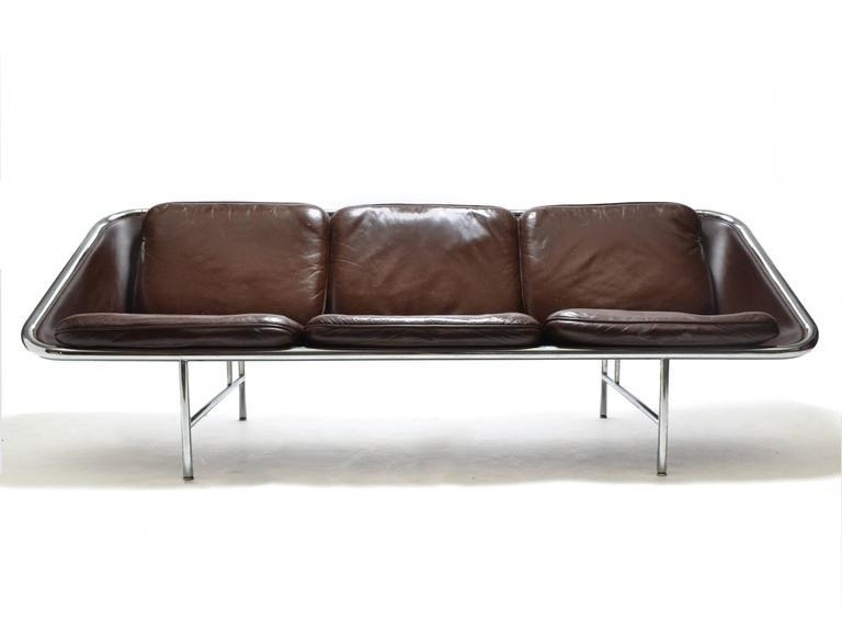 George Nelson Sling Sofaherman Miller At 1Stdibs Throughout George Nelson Sofas (Image 10 of 20)
