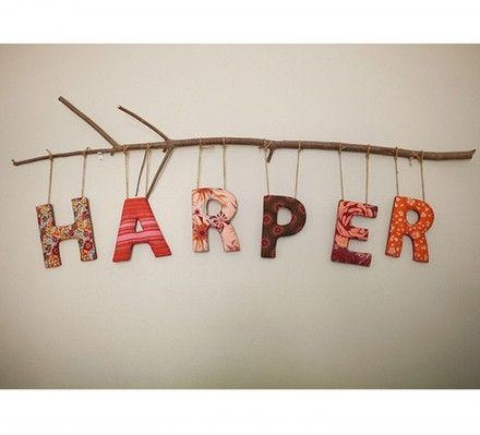 Get 20+ Baby Name Art Ideas On Pinterest Without Signing Up In Baby Name Wall Art (Image 11 of 20)