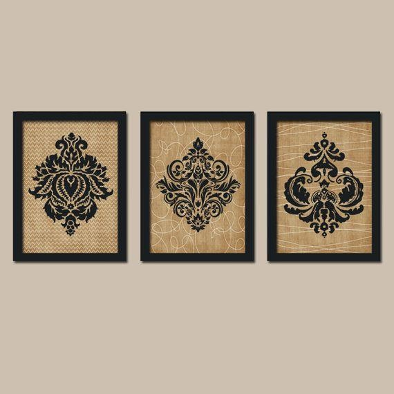 Get 20+ Black Wall Art Ideas On Pinterest Without Signing Up Within Blue And Cream Wall Art (Image 18 of 20)