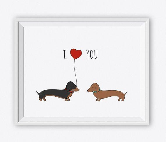 Get 20+ Dachshund Art Ideas On Pinterest Without Signing Up For Dachshund Wall Art (View 2 of 20)