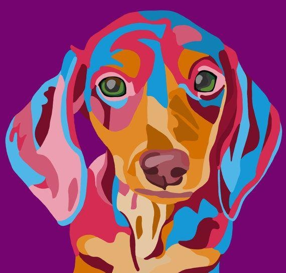 Get 20+ Dachshund Art Ideas On Pinterest Without Signing Up Pertaining To Dachshund Wall Art (View 3 of 20)