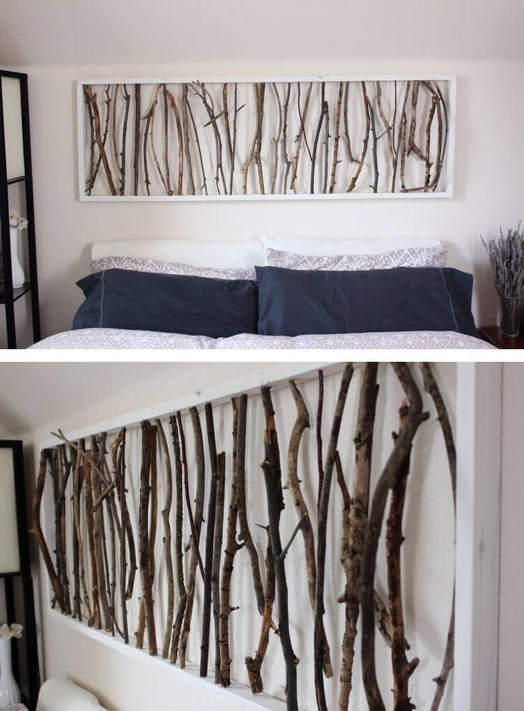 Get 20+ Homemade Wall Art Ideas On Pinterest Without Signing Up In Homemade Wall Art (Image 10 of 20)