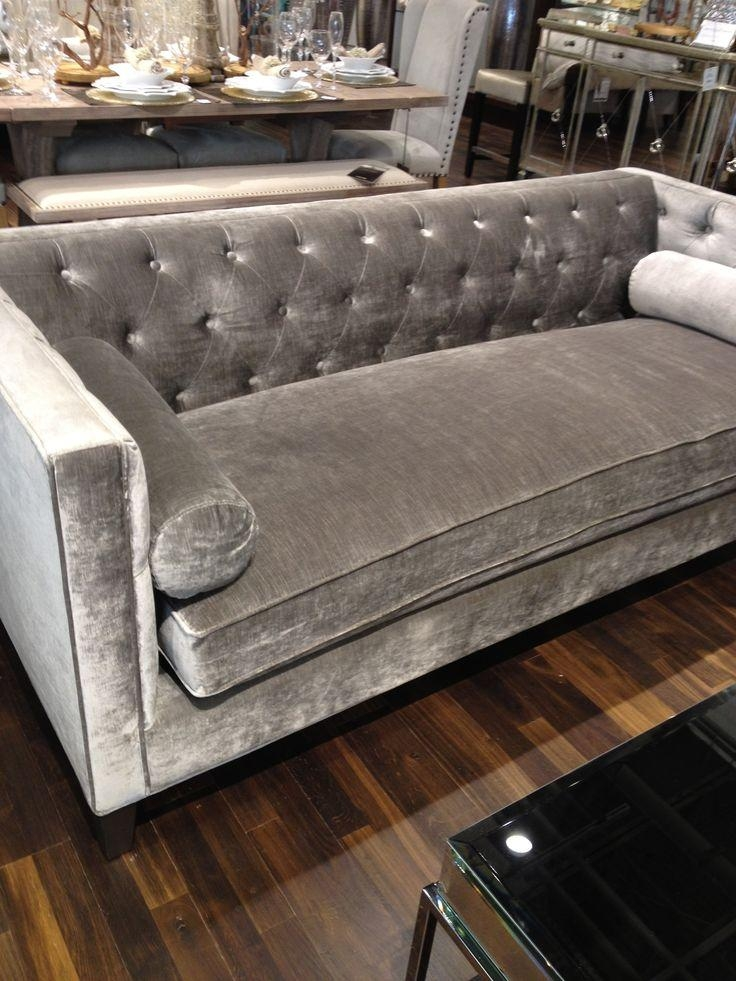 Get 20+ Silver Sofa Ideas On Pinterest Without Signing Up | Chic Pertaining To Silver Tufted Sofas (View 3 of 20)
