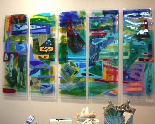 Glass Wall Art Panels With Regard To Glass Wall Art Panels (Image 13 of 20)
