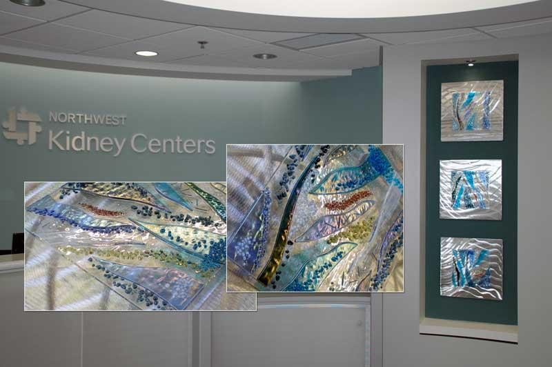 Featured Image of Fused Glass Wall Art Panels