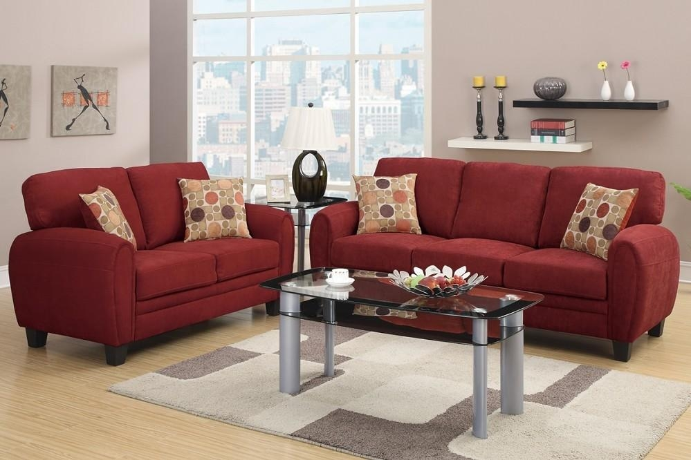 Good Burgundy Sectional Sofa 98 For Modern Sofa Ideas With Within Burgundy Sectional Sofas (Image 11 of 20)