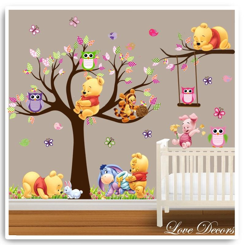 Graphics For Winnie The Pooh Wall Graphics | Www (View 3 of 20)