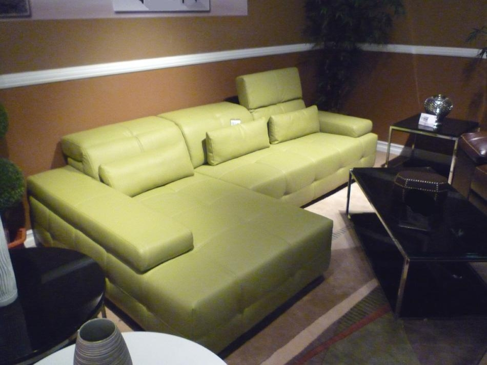 Green Sectional Sofa Bq5 | Leather Sectionals With Green Leather Sectional Sofas (Image 15 of 20)