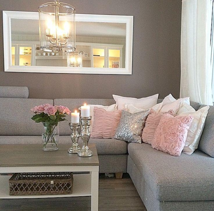 Grey Sofa Living Room Ideas – Living Room Inside Living Room With Grey Sofas (View 13 of 20)