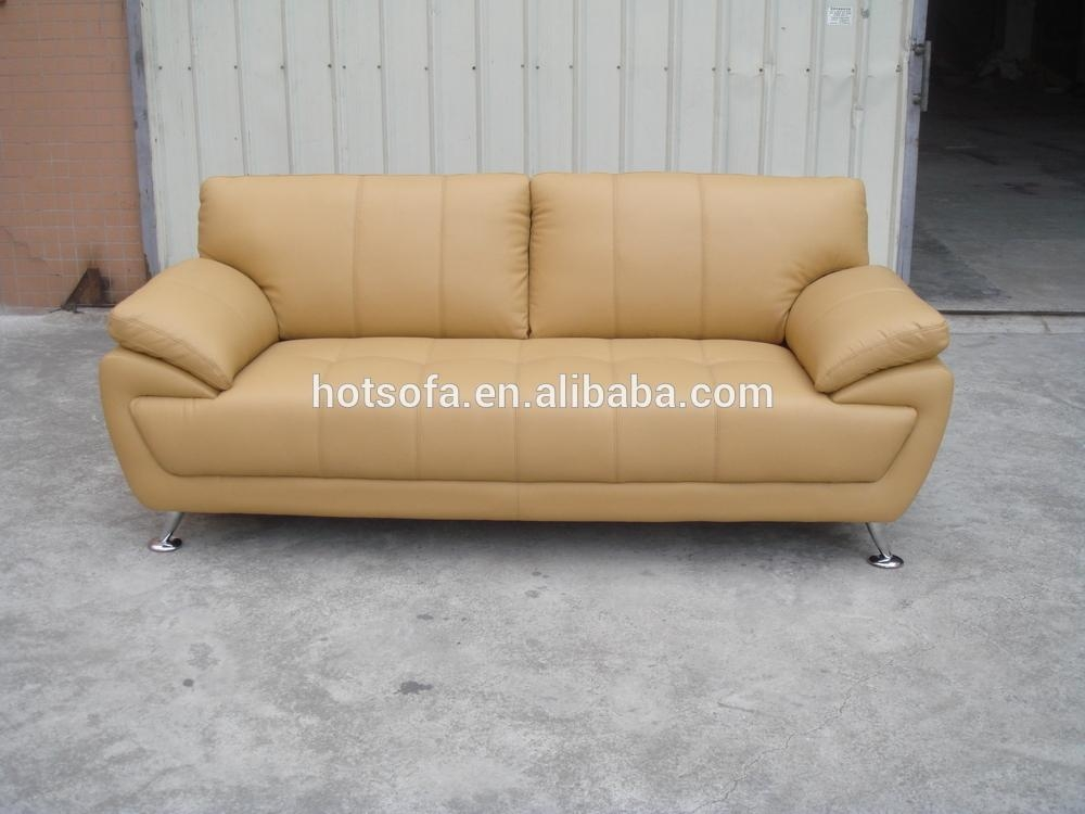 H339 Funitures Made In China Modern Bonded Leather Sofa 3 Plus 2 Intended For Euro Sofas (Image 15 of 20)