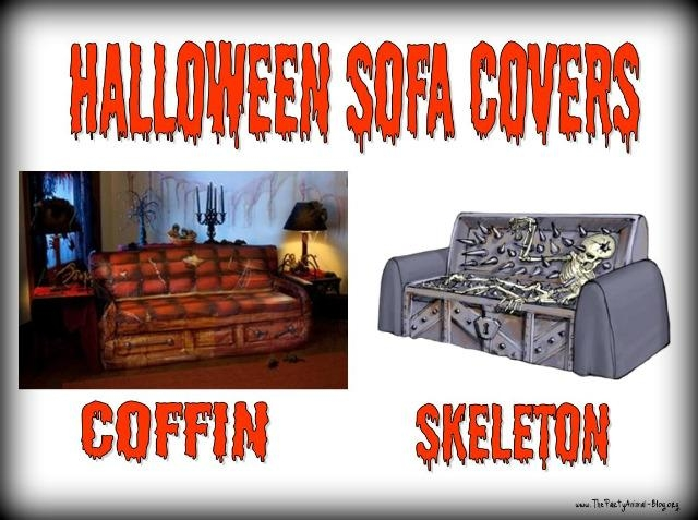 Halloween Sofa Covers – Turn Your Sofa Into A Coffin In Minutes Throughout Coffin Sofas (Image 18 of 20)