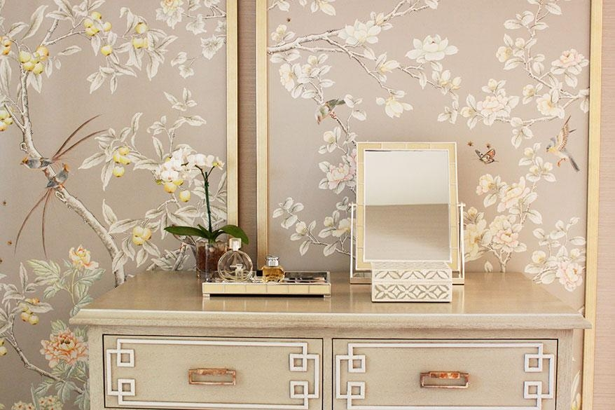 Hand Painted & Chinoiserie Wall Panels :: This Is Glamorous Inside Chinoiserie Wall Art (Image 13 of 20)