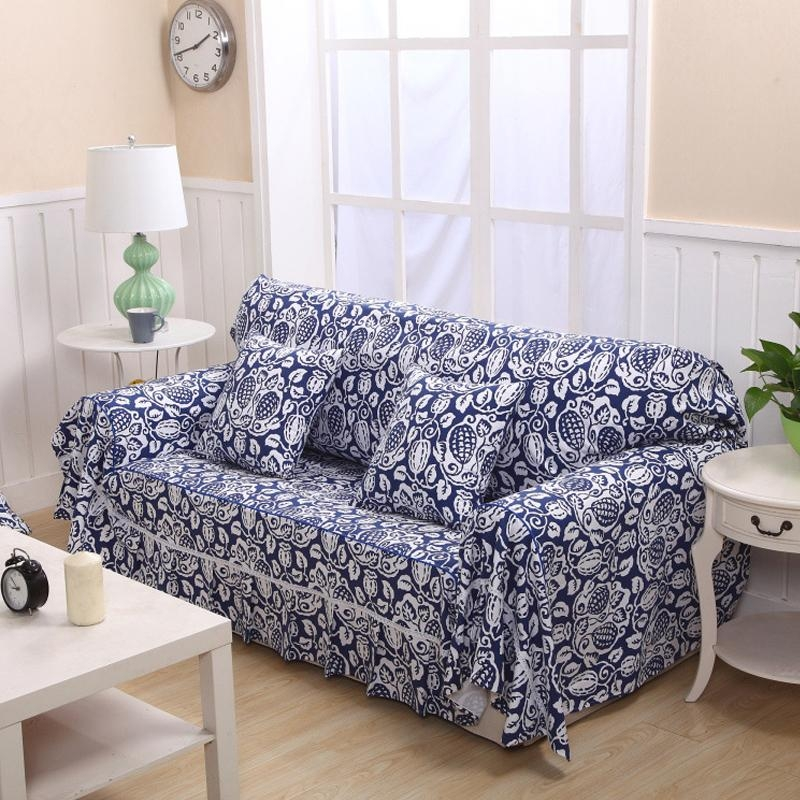 High Quality Blue Slipcovers Buy Cheap Blue Slipcovers Lots From For Blue Slipcovers (View 9 of 20)