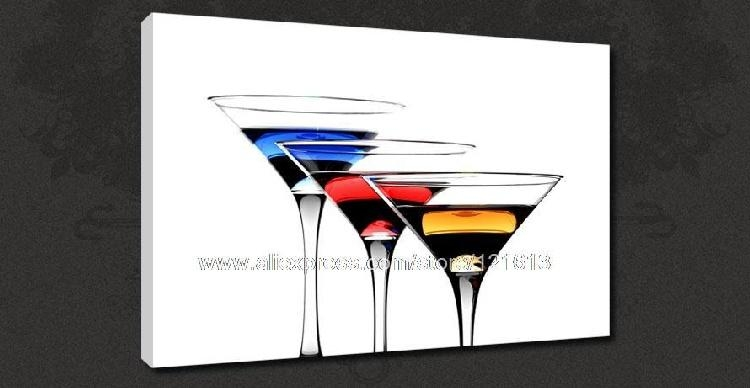 High Quality Funky Canvas Art Promotion Shop For High Quality With Large Wall Art For Kitchen (Photo 10 of 20)