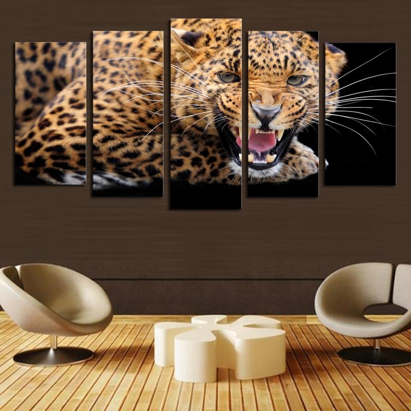 High Quality Leopard Print Wall Art Buy Cheap Leopard Print Wall Pertaining To Leopard Print Wall Art (View 11 of 20)