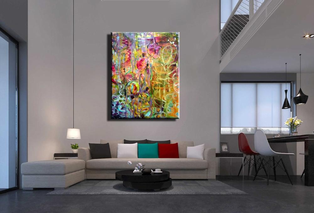 High Quality Vertical Wall Art Buy Cheap Vertical Wall Art Lots Inside Long Vertical Wall Art (View 16 of 20)