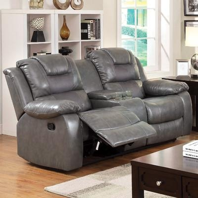 Hokku Designs Harrison Reclining Sofa & Reviews | Wayfair Inside Harrison Sofas (Image 13 of 20)