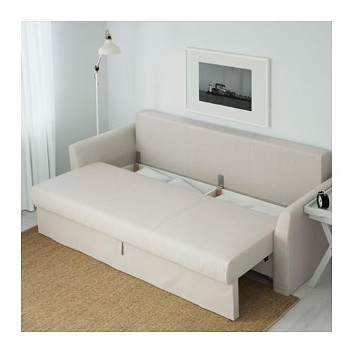 Holmsund Sleeper Sofa – Nordvalla Medium Gray – Ikea Throughout Sleeper Sofas (Image 9 of 20)