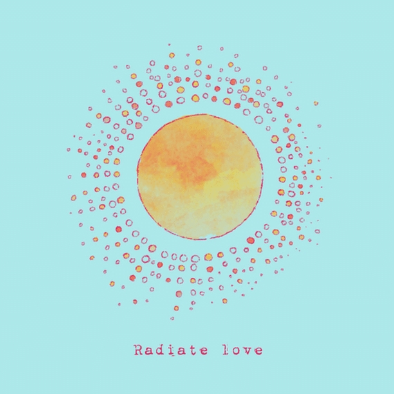 Home & Pet Radiate Love Sun Wall Art | Life Is Good® Official Site Intended For Life Is Good Wall Art (View 18 of 20)