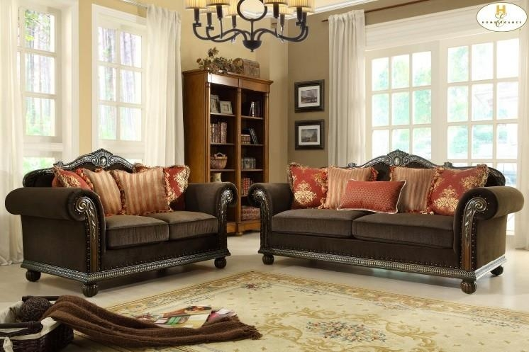 Homelegance Catalina Ii Seating Collection – Los Angeles Furniture For Homelegance Sofas (Image 5 of 20)