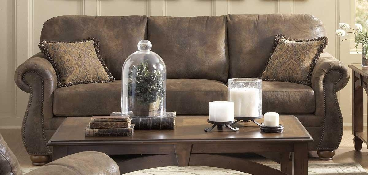 Homelegance Wrangler Sofa Collection U9936M In Bomber Leather Sofas (Image 8 of 20)