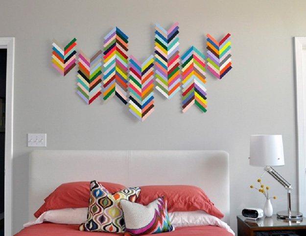 Homemade Wall Art | Roselawnlutheran With Homemade Wall Art (View 5 of 20)