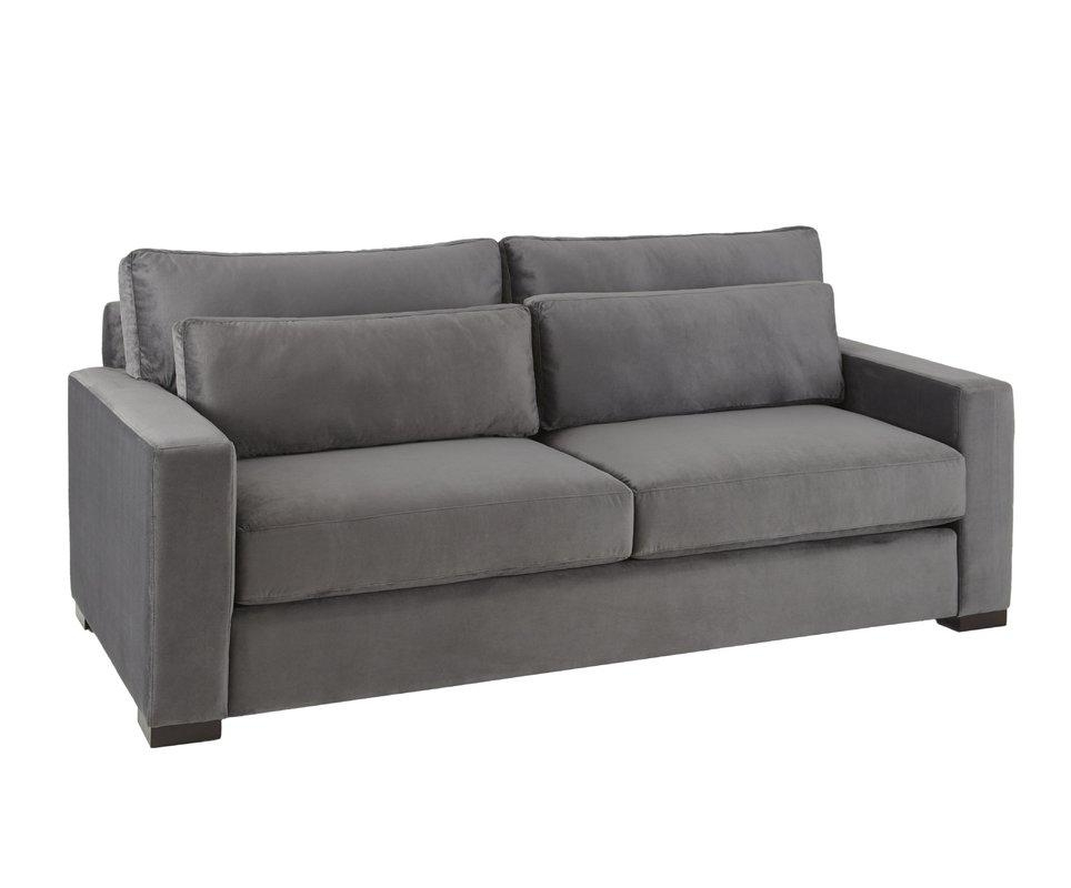 Homesean & Catherine Lowe Harrison Sofa & Reviews | Wayfair Within Harrison Sofas (Image 14 of 20)