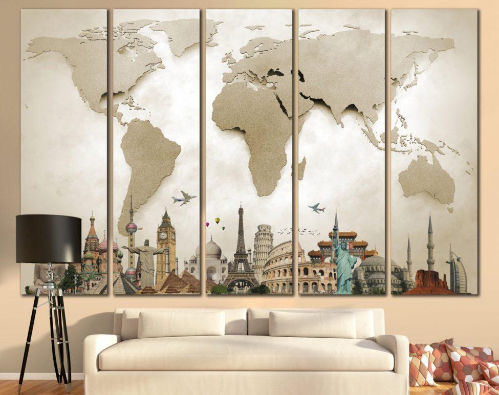 Horizontal Wall Art (View 5 of 20)