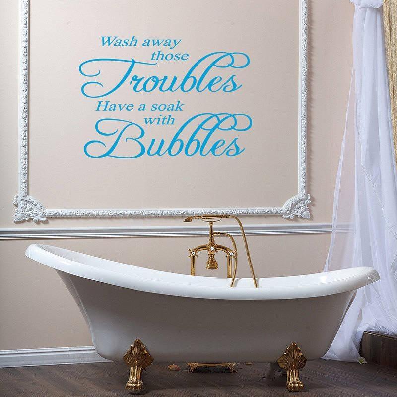 How Important Bathroom Wall Decor | Jeffsbakery Basement & Mattress Throughout Shower Room Wall Art (Image 18 of 20)