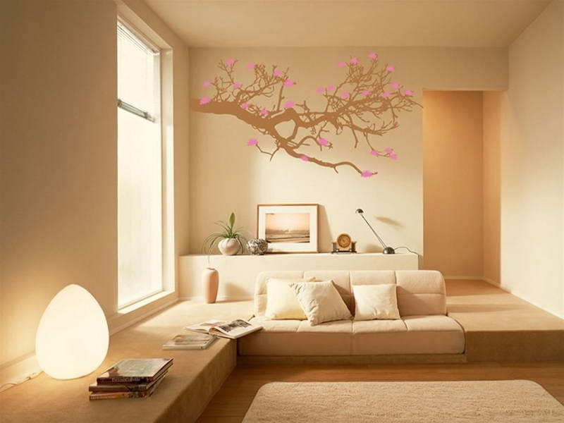 How To Choose A Living Room Wall Art | Hometutu Throughout Wall Art For Living Room (Image 11 of 20)