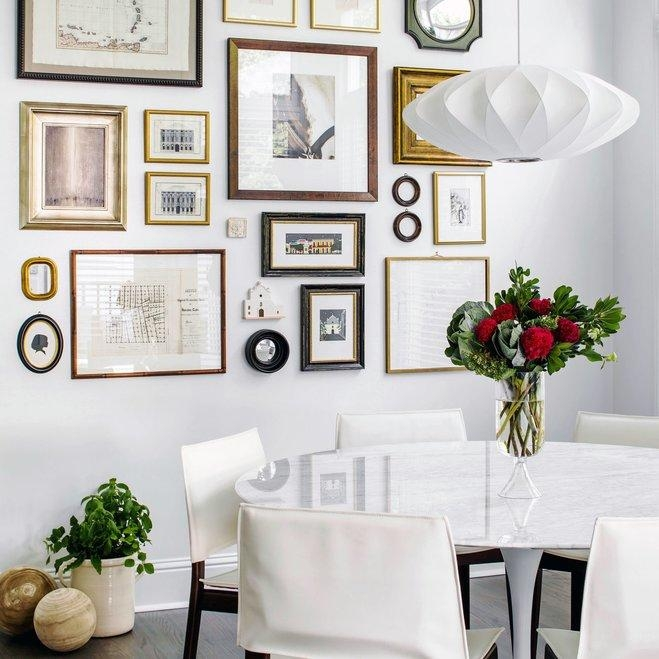 How To Hang Wall Art | Wayfair In Dining Wall Art (Image 17 of 20)