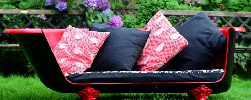 How To Make An Upcycled Vintage Cast Iron Claw Foot Bathtub Sofa Within Clawfoot Tub Sofas (Image 15 of 20)