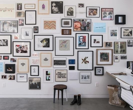 How To Master The Mix And Match Art Wall For Photography Wall Art (Image 11 of 20)
