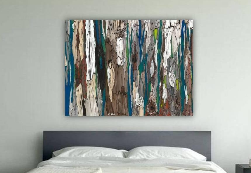 Huge Masculine Extra Large Wall Art Canvas Bedroom Decor Regarding Modern Oversized Wall Art (Image 5 of 20)