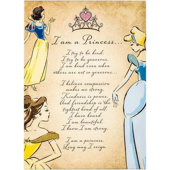 I Am A Princess Canvas Wall Decor | Hobby Lobby | 1300904 Intended For Princess Canvas Wall Art (Image 11 of 20)