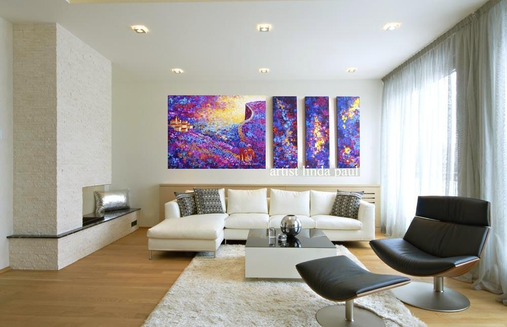 Featured Image of Matching Canvas Wall Art