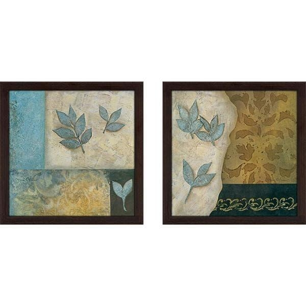 "In The Mist"" Wall Art Set Of 2, Matching Set – Free Shipping On Throughout Matching Wall Art Set (View 15 of 20)"