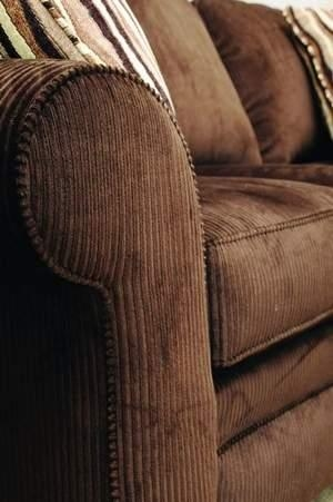 Incredible Corduroy Sofa Set Corduroy Couch Sectional Ashley With Brown Corduroy Sofas (View 5 of 20)
