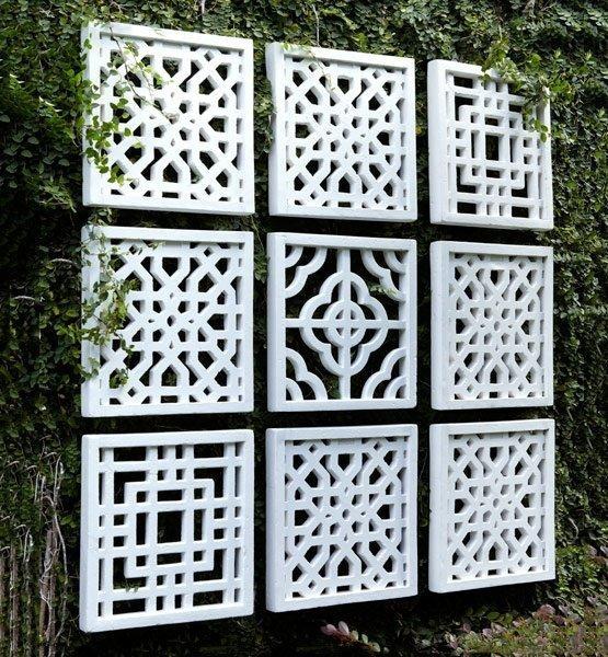 Incredible Diy Garden Fence Wall Art Ideas In Garden Wall Art (View 10 of 20)