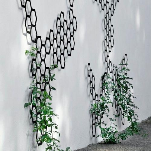 Incredible Diy Garden Fence Wall Art Ideas Intended For Garden Wall Art (View 17 of 20)