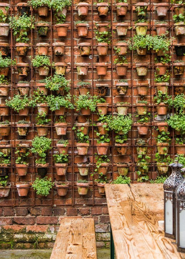 Incredible Garden Wall Ideas Design Incredible Diy Garden Fence Regarding  Diy Garden Wall Art (Image