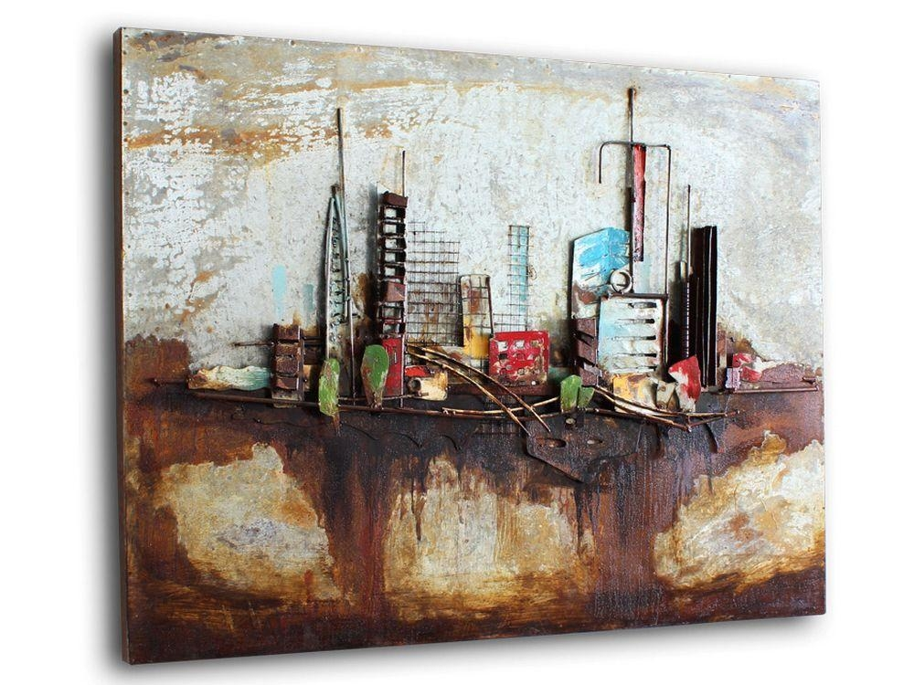 Industrial Metal Wall Art Good Large Wall Art On Art Wall – Home With Industrial Wall Art (Image 10 of 20)