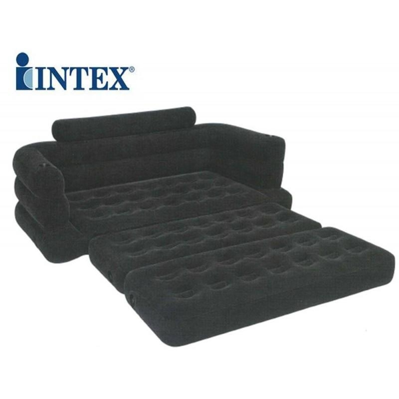 Inflatable Full Size Pull Out Sofa Cum Bed – Model Number 68566 On Regarding Inflatable Full Size Mattress (Image 14 of 20)