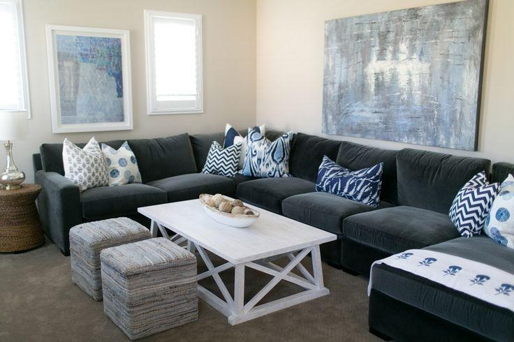 Inspirations Blue Gray Sofa And Image 14 Of 16 | Carehouse Throughout Blue Grey Sofas (Image 15 of 20)