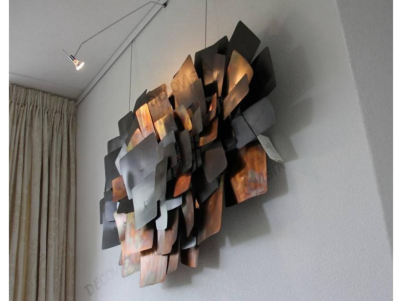 Integrate, Metal Wall Art Sculpture – Decovista – Toms Drag Intended For Artisan House Metal Wall Art (View 10 of 20)