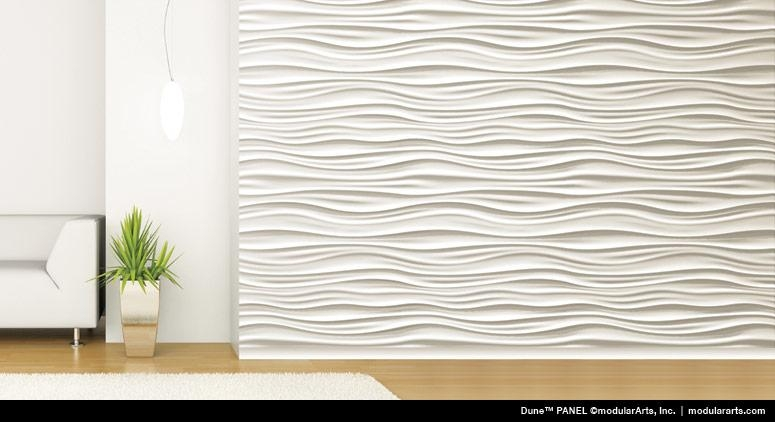 Interlockingrock® Panels For Large Scale Walls | Modulararts® Inside Modular Wall Art (View 2 of 20)