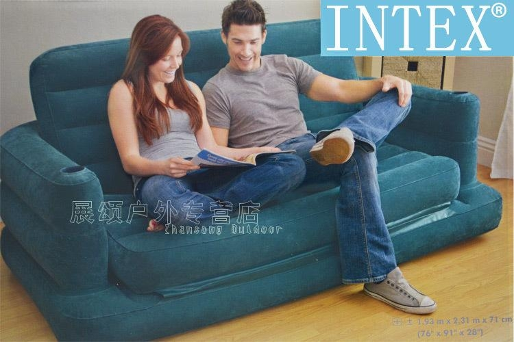Intex Sofa Bed | Roselawnlutheran Inside Intex Air Sofa Beds (View 7 of 20)
