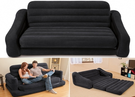 Intex Sofa Bed | Roselawnlutheran With Regard To Intex Inflatable Sofas (View 16 of 20)